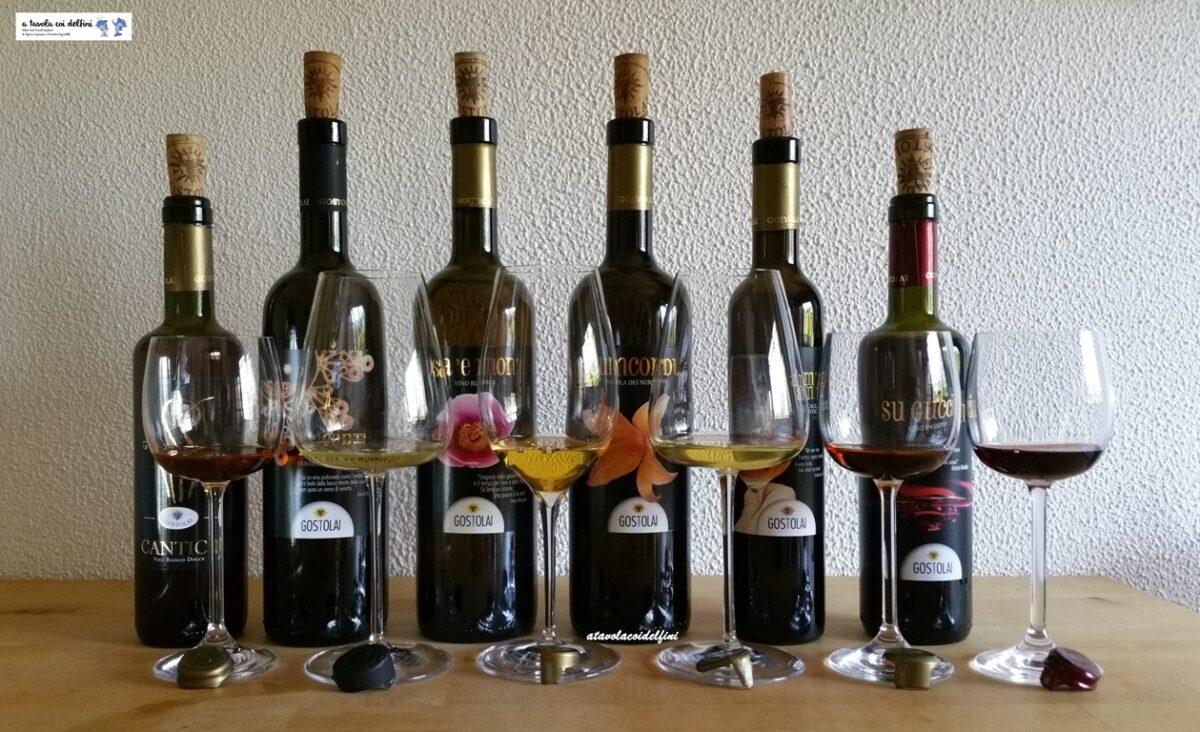 Cantina Gostolai – I suoi Vini Bianchi e da meditazione – Oliena (Nu)