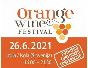 Orange Wine Festival - Slovenia