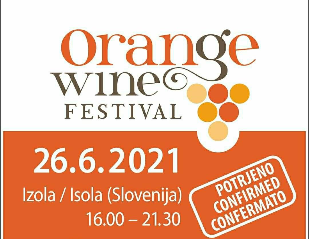 Orange Wine Festival – Slovenia