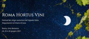 Roma Hortus Vini - Roma