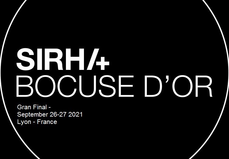Sirha – Bocuse d'Or 2021 – Lione (Francia)